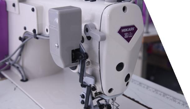 Digital stitch control system
