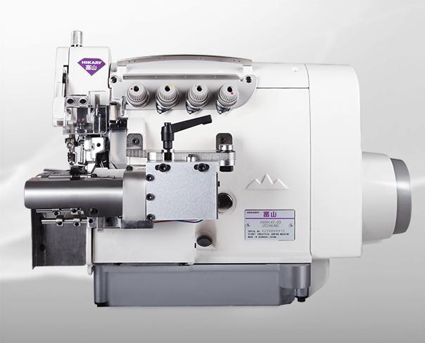 HX6914T-03UTC/AK/MC电脑直驱细嘴包缝机(下送带装置)