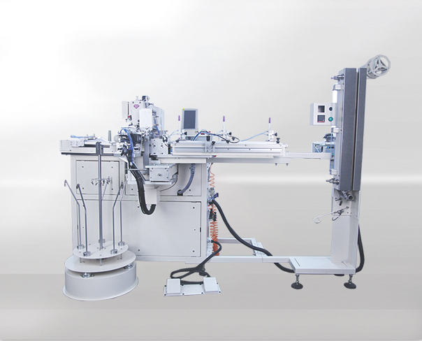 HSAT-K5自动接橡筋机