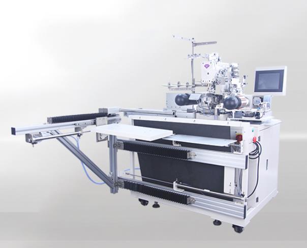 HSAT-K1-A自动环型下摆机
