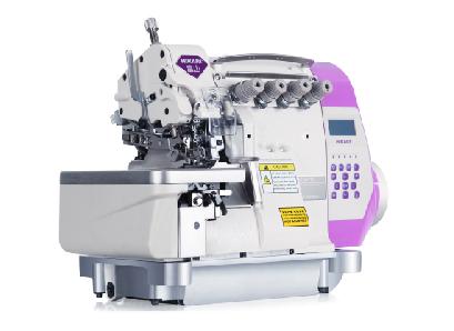 和记下载电脑包缝机HX6800TD维护保养教程